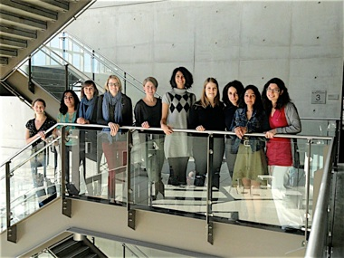 UCSD MAE Graduate Women
